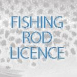 fishing rod licence