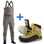 Waders Set