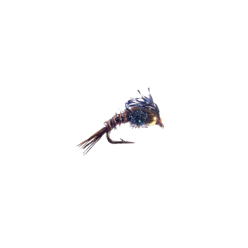 Trinas Bubbleback Emerger - BWO #16