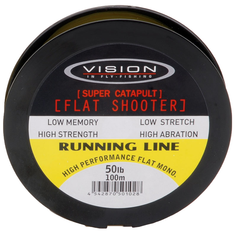 Vision Catapult Flat Shooter 50lb / 100m