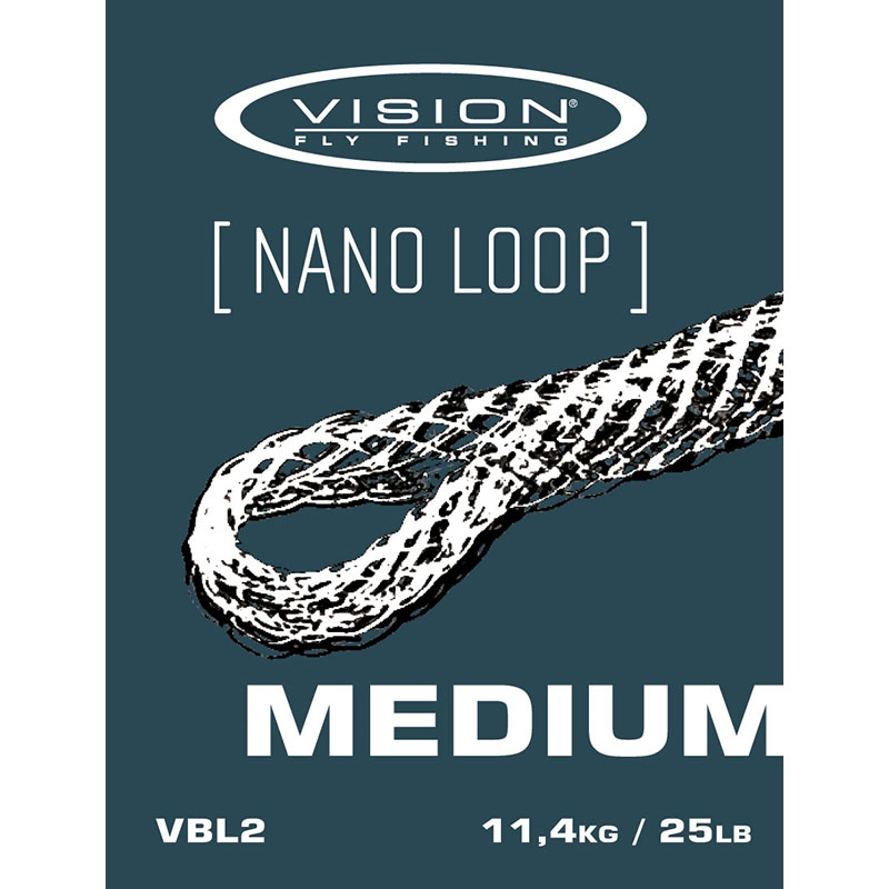 Vision Nano geflochtene Loop Medium