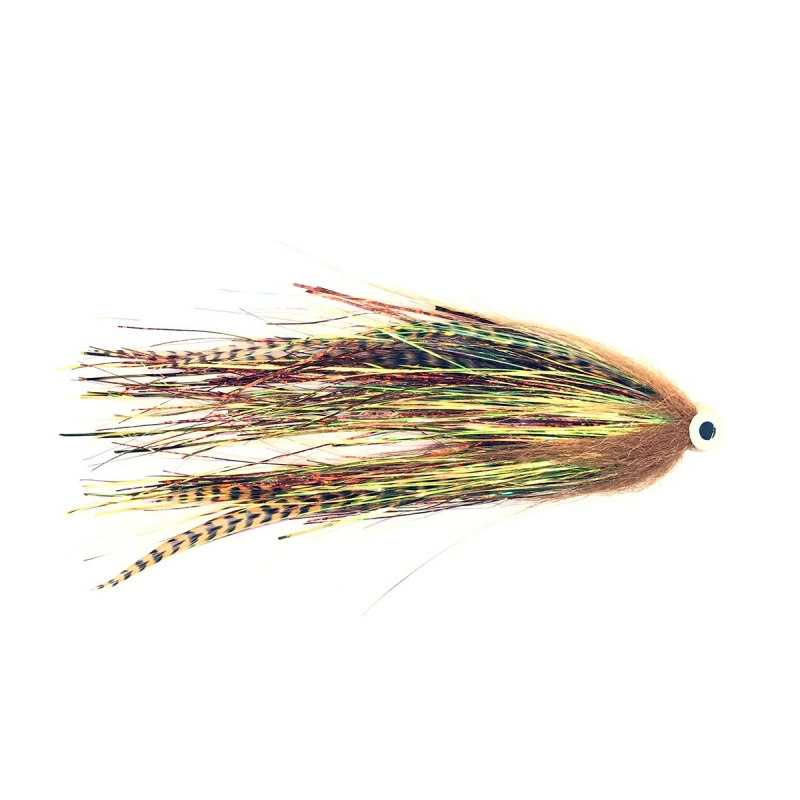 Hecht Streamer Bauer´s UV Eelpout for Wiggletail