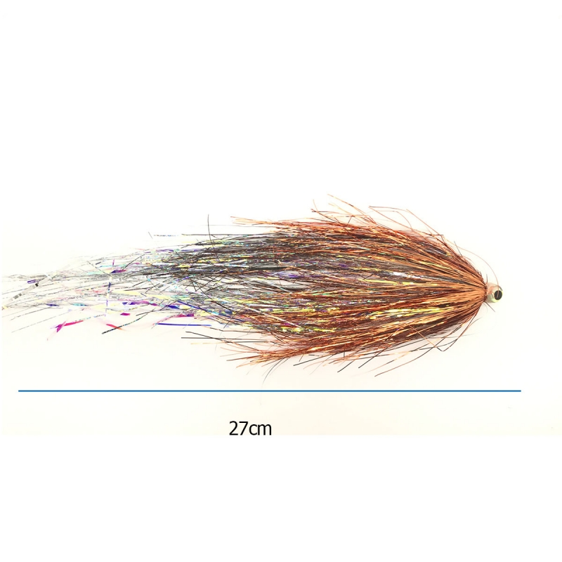 Bauer´s  Silver Bream for Wiggletail Tube