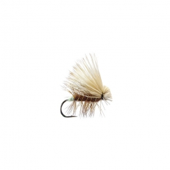 Elk Hair Caddis - Brown Hakengröße 12