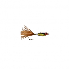 MFC Resin Minnow - GoldBrown Hakengröße 6