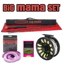 Set Vision Hecht Pike Big Mama Deep