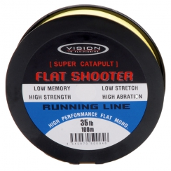 Vision Catapult Flat Shooter 35lb / 100m