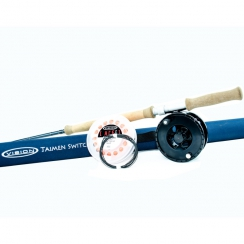 Set Vision Taimen Switch Rod + Vision XLB 12