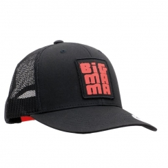Big Mama Cap Black
