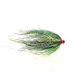 Hechtstreamer Bauer´s UV Herring for Wiggletail