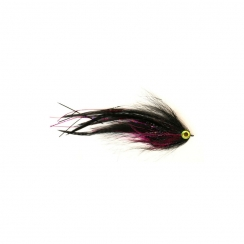 Hechtstreamer Bauers  Deceiv Midnight Black 4/0