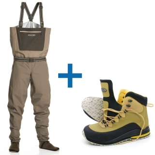 SET Vision Wader Gillie and Loikka Gummi & Studs