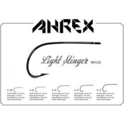 Ahrex NS122 - Light Stinger Haken