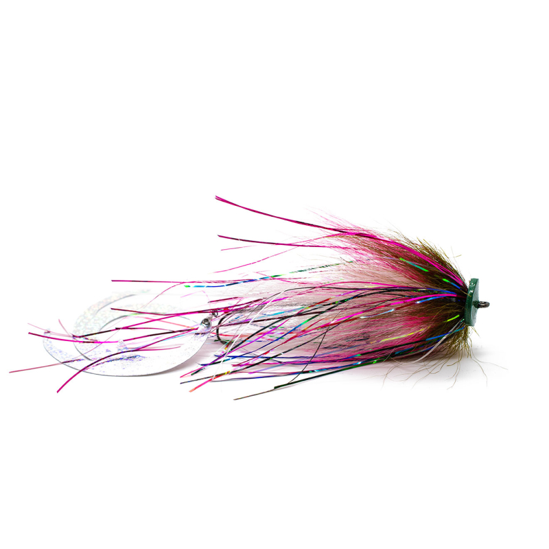 Bauer Waterpushing Hechtstreamer Rainbow