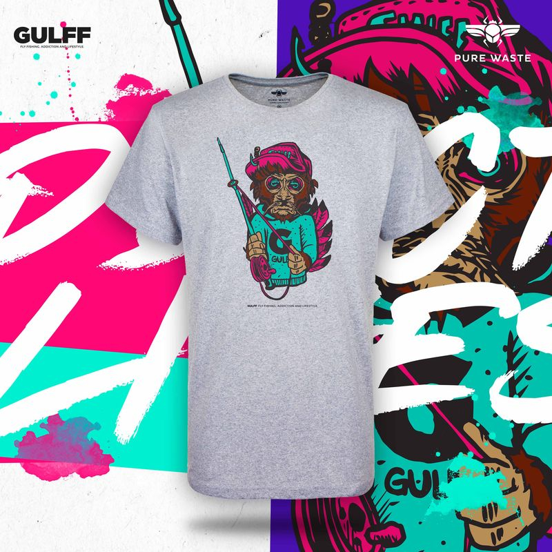 Gulff T-Shirt I am the addict