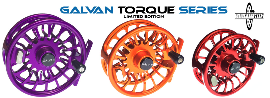 Galvan Torque Colored Limited Edition